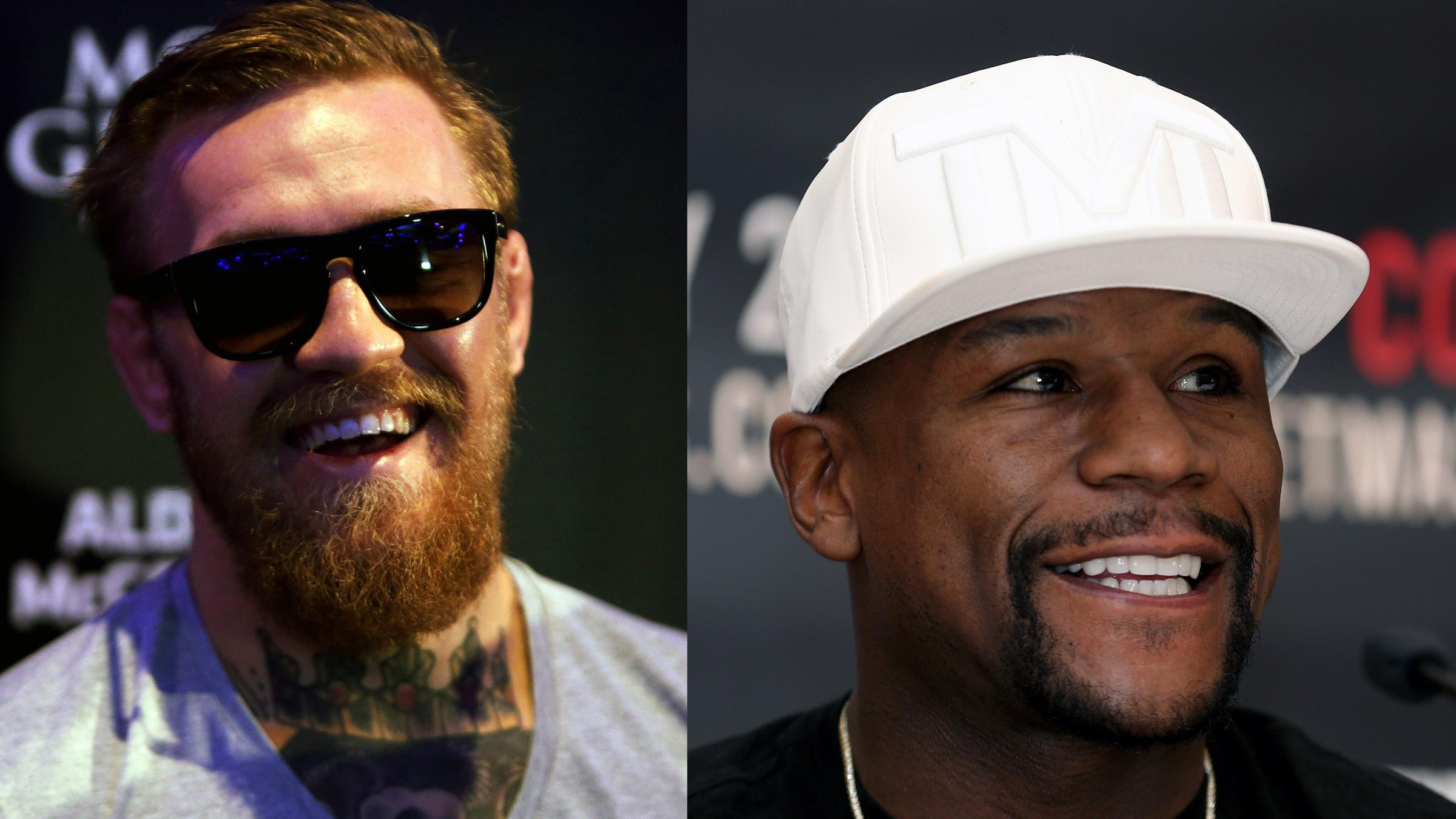 Conor McGregor Mocks The Wrong Mayweather In Fight Announcement