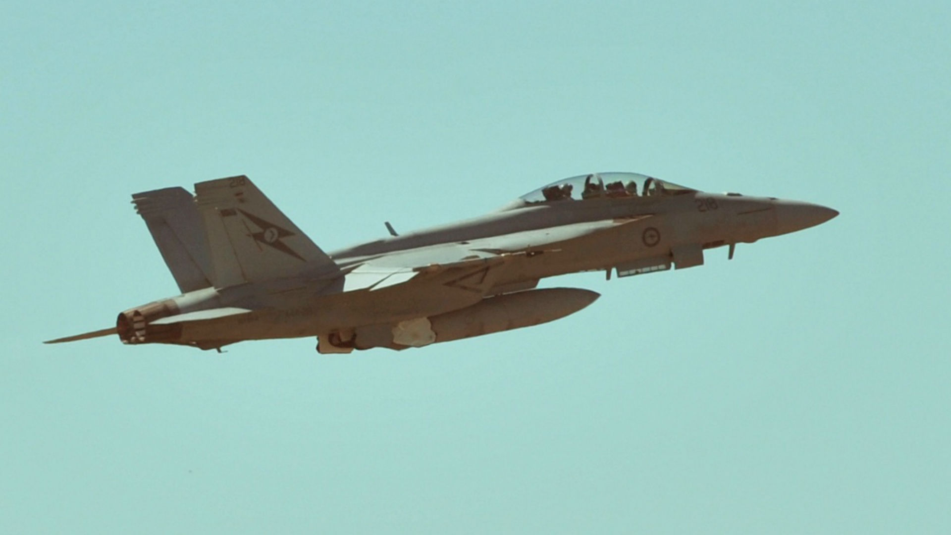 US shoots down Syrian fighter jet over Syria